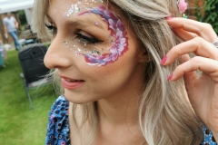 Check Out This Crazy, Funky Designs!-face-painting-hull